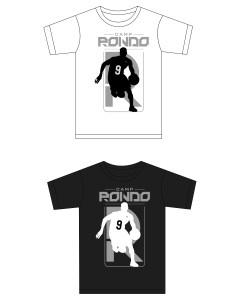 Camp Rondo 2016 T-Shirt Mock
